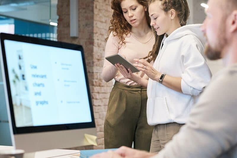 El impacto del diseño web en su éxito en línea
